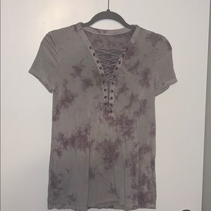 Juniors - Size S - American Eagle - Tie Dyed Shirt